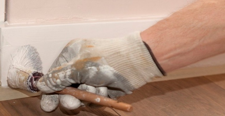 Decorating Budget Refresh Painting Jobs, Changing Worktops, Construct and re-position Partition Walls